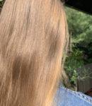 hair close up