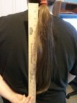 length of hair