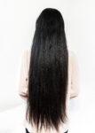 Straight Black Hair
