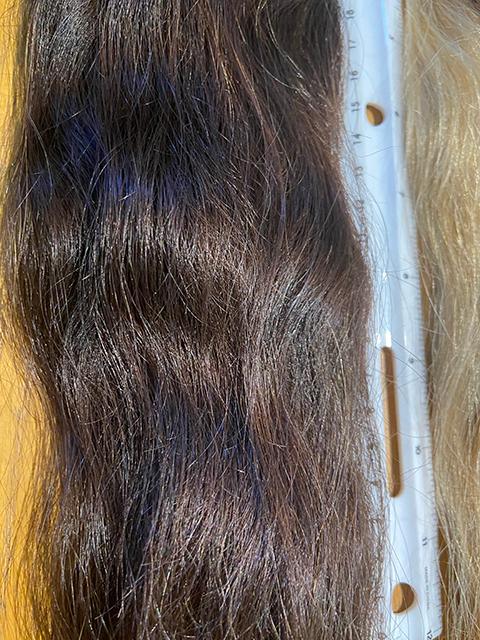 Close Up Brunette